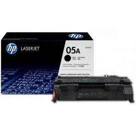HP Toner 05A- CE505A Black